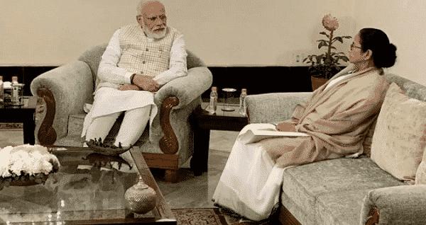 মোদি-মমতা বৈঠক: নাগরিকত্ব আইন নিয়ে ভেবে দেখার আহ্বান