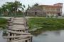 দেবহাটার টিকেট পূর্ব পাড়া এলাকার সাঁকোটি দীর্ঘদিন ধরে ঝুঁকিপূর্ণ অবস্থা বিরাজ করছে