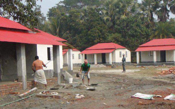 ফকিরহাটে মুজিববর্ষ উপলক্ষে ৩০টি ভুমিহীন পরিবার পাচ্ছেন পাকাঘর
