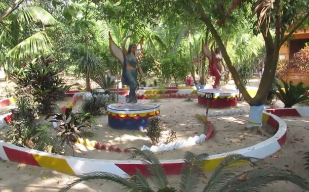 রাজবংশ ও রাজার স্মৃতি বহণ করছে নলডাঙ্গা রাজবাড়ি রির্সোট