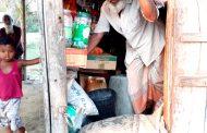 রামপালে ইউপি সদস্যের বিরুদ্ধে ভিজিডির চাল আত্মসাতের অভিযোগ