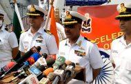 মোংলা বন্দরে পৌঁছেছে ভারতীয় যুদ্ধ জাহাজ কুলিশ ও সুমেদা
