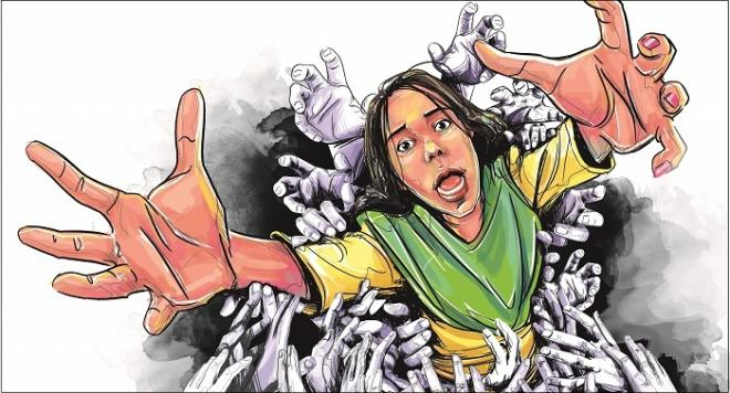 পাঁচ বছরে ৫শ' মেয়ে পাচার করেছে টিকটক-ফেসবুক গ্রুপ