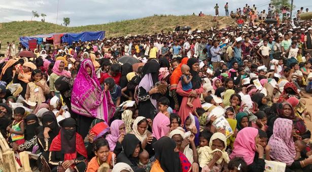 রোহিঙ্গা সংকট: সমাধানের আহ্বানে জাতিসংঘ মানবাধিকার পরিষদে প্রস্তাব পাশ