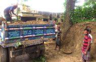 ঝিনাইদহে হাসপাতালের মাটি কেটে চিকিৎসকের বাড়ি নির্মাণ