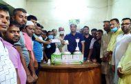 দৌলতপুর থানা বিএনপি কার্যালয়ে ৩টি ফ্যান উপহার দিল নগর যুবদল