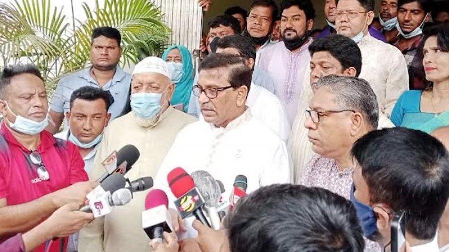 বিএনপি-জামায়াতের ইন্ধনেই কুমিল্লার ঘটনা: হানিফ